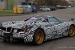 Pagani Huayra Test Mule Spotted on the Road