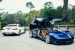 Road Trip with Pagani Hauyra and Mercedes SL65 AMG