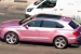 Pink Bentley Bentayga Spotted in the Wild