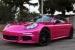Pink Chrome Porsche Panamera by Impressive Wrap
