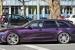 Purple Audi RS6 Spotted in Berlin