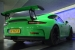 RS Green Porsche 991 GT3 RS Sighted in the Netherlands