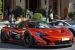 Road Legal McLaren P1 GTR Takes Monaco by Storm