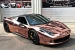 Rose Gold Ferrari 458 Spider with Armytrix Exhaust