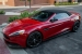 Beautiful Beast: Red Aston Martin Vanquish Volante