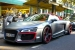 Regula Tuning Audi R8 Spotted in the Wild