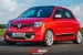 High-Performance Renault Twingo Rendered
