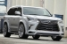 Wald Lexus LX Revealed in Full Glory