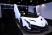 A Closer Look at the White Lamborghini Veneno Roadster
