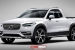 2015 Volvo XC90 Rendered as a Pickup Truck