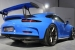 Voodoo Blue Porsche 991 GT3 RS Looks Magical