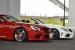 Vitt Squalo Mercedes SL Duo Photoshoot