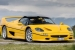 Photoshoot: Yellow Ferrari F50 in Switzerland