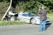 Silver Ferrari F50 Wrecked in the UK