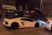 Lamborghini Aventador Gets Wedged Under Mercedes GLK in Strange Crash