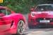 Comparison: Jaguar F-Type Coupe vs Porsche Cayman GTS