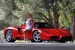 Weekend Eye Candy: Red Enzo and a Blondie