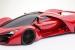 Ferrari F80 Rendered as LaFerrari's Grandchild