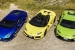 Lamborghini Huracan Convoy Hits the Transfagarasan