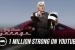 Jay Leno Thanks His 1 Million YouTube Followers in Style