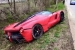 Ferrari LaFerrari In a Ditch Is a Sad Sight