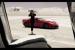 Model Chloe Mortaud Enjoys Drifty Ride in Corvette Z06