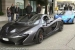 Two McLaren P1s Spotted Hanging Out in Geneva