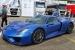 Horacio Pagani Buys a Blue Porsche 918 Spyder