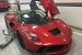 Juicy Red LaFerrari at Horsepower Racing UK