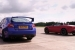 Subaru WRX STI Take on Jaguar F-Type in Drag Battle