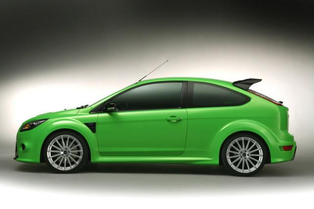 2009 ford focus rs 6 at 2009 Ford Focus RS