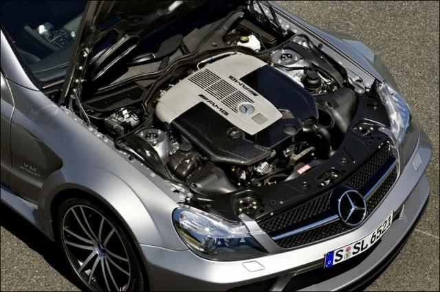 3 at Bad News : Mercedes to drop V12 engines