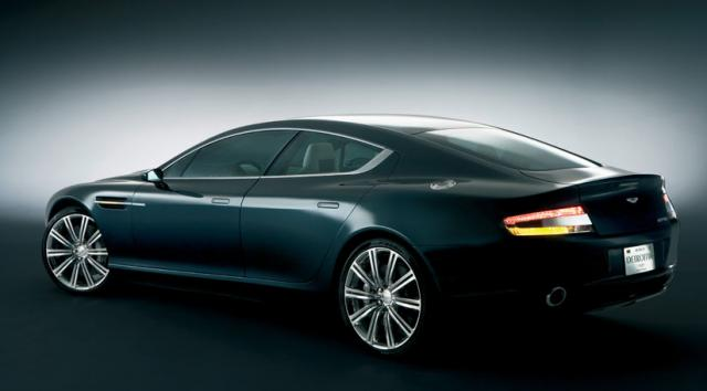 3astonmartinrapideofficiali at 2009 Aston Martin Rapide   Official Image