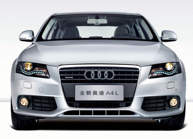 audi a4l 1 at Audi A4L   For China