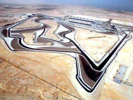 bahrain at Bahrain and Abu Dhabi Formula1 tracks signed working agreement