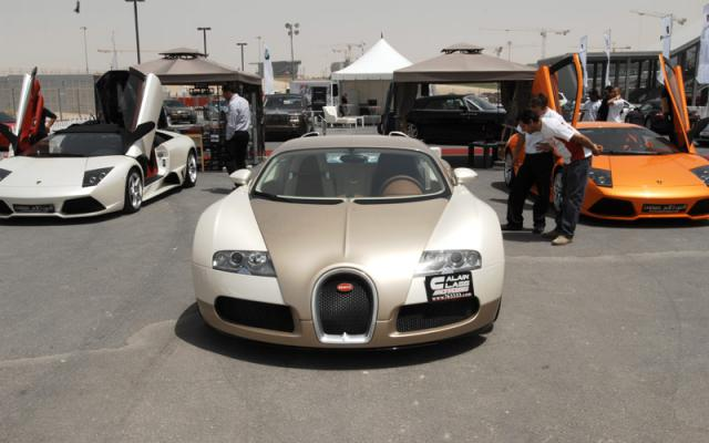 Qatar To Host Privatdrive Supercar Show