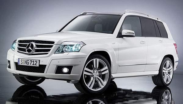 New mercedes glk priced under 35 000 for Mercedes benz suv 2009 price