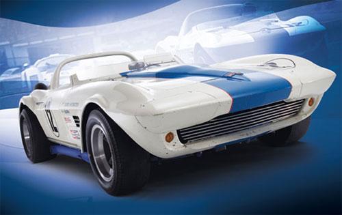1963corvetteroadster500 at Ultra rare Chevrolet Corvette to be auctioned