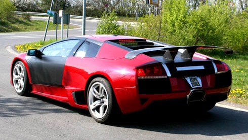 lamborghini murcielago sv possible specs