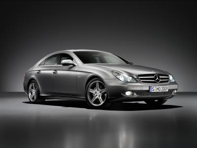 mercedes cls grand edition at Mercedes Benz CLS Grand Edition Picture Gallery