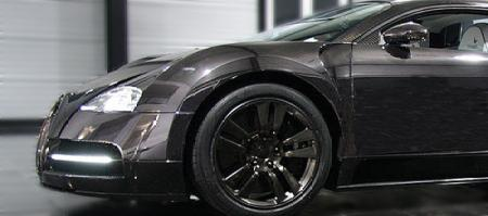 mansory bugatti veyron linea vincero new details. Black Bedroom Furniture Sets. Home Design Ideas