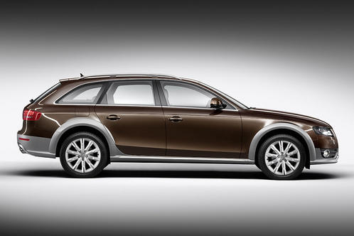 2009 Audi Allroad Quattro goes on sale in May this year starting from 37100