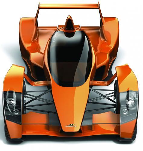 2009 Caparo T1 2009 caparo t1 1