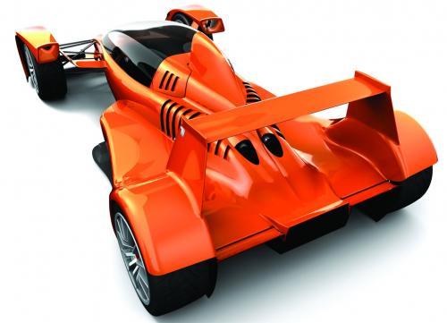 2009 Caparo T1 2009 caparo t1 2