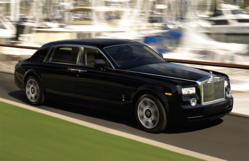 Rolls Royce Phantom. Rolls Royce updates Phantom