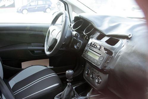 Fiat Punto Grande 2009. 2010 Fiat Grande Punto