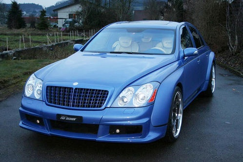FAB Design Maybach 57S maybach