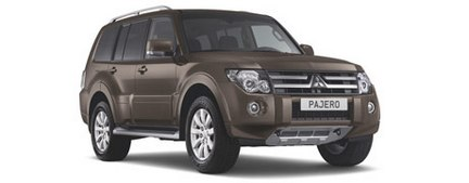 mitsubishipajerolimitededition at 2009 Mitsubishi Pajero Limited Edition