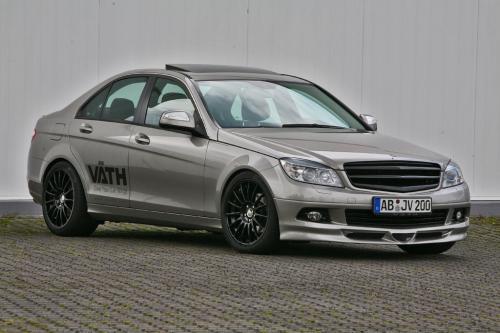 mercedes c class. Mercedes C Class by VATH vath