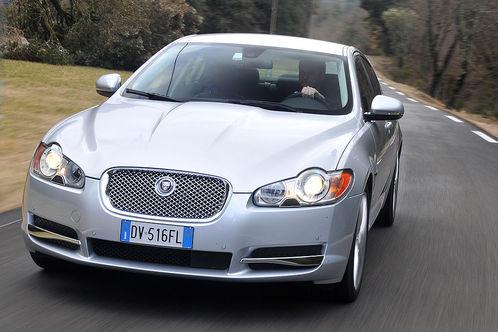 Jaguar Xf 3.0. New Jaguar XF Diesel comes
